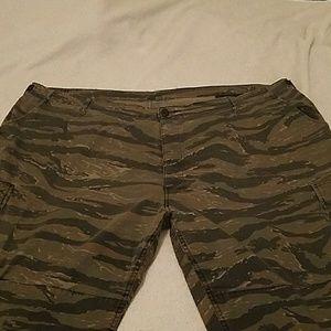Men's Rothco  tiger stripe military bdu pants